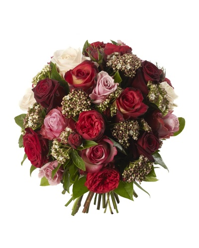 Wedding Flowers Lancashire: All Bouquets - Flower Shop Blackpool